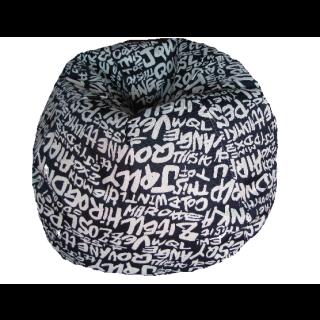 Bean Bag (Blue Writing)