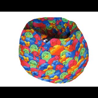 Bean Bag (Colourful Sheep)