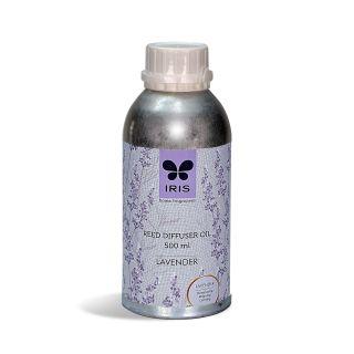 Iris  Lavender Diffuser oil in a aluminium can  (INRD0193LA)