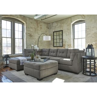 Pitkin L-shaped Sofa