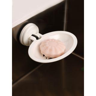 D2 DIANA OVAL SOAP HOLDER - WHITE