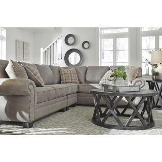 Olesberg L-shaped Sofa
