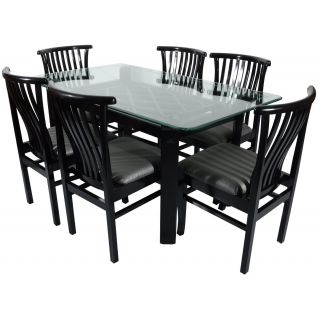 Spine Cross Dining Table