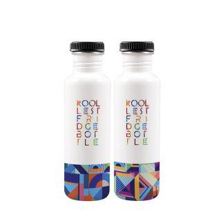 Tribal Fridge Bottle 750ml (Set of 2)