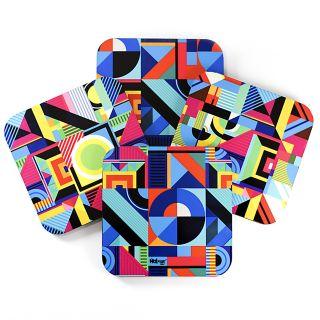 Patterns Tribal - Coasters (Set of 4)
