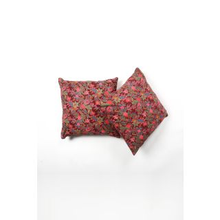 Contrast Living Printed Cushion Cover (20x20 inch / 50x50 cm, multi-color) - Pack of 2 Pcs (CLMYCL002)