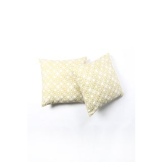 Contrast Living Printed Cushion Cover (20x20 inch / 50x50 cm, multi-color) - Pack of 2 Pcs (CLMYCL013)