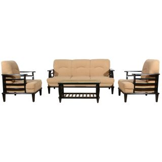 Concept New sofa set 3+1+1 seater with center table