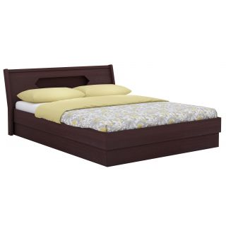 Cove Box Storage King bed