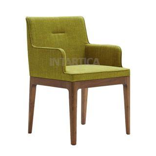 Earl Dining Arm Chair (Oak)