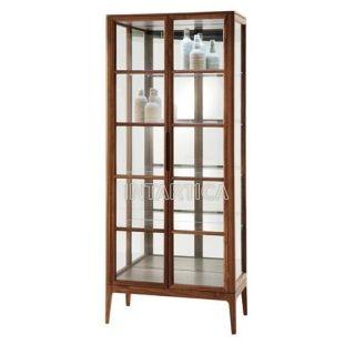 Earl  Wine Cabinet Oak