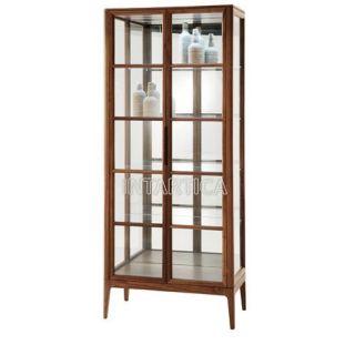 Earl Wine Cabinet Walnut