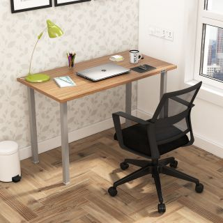 SOS LiteOffice Eco Desk Home and Office Table  - WFHECPTMLWDC060P