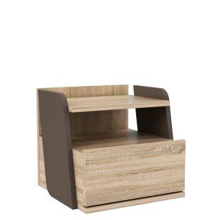 Flow Bedside Table