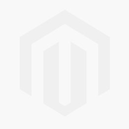 Fluted Glass Cloche With Wooden Base