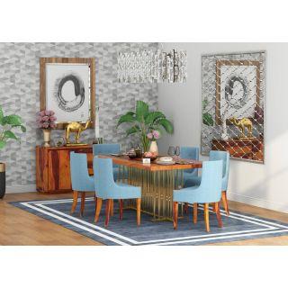 Irenic 6 Seater Dining Set