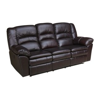 Jackson 3 Seater Electric Recliner (Brown)
