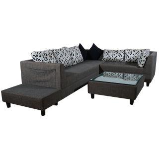 Japan L-Lounger sofa set