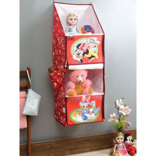 Disney Mickey Mouse Red Color Portable Kids Hanging Rack