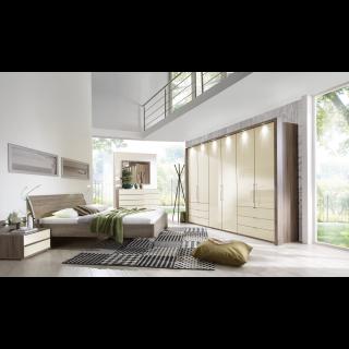Loft Bedroom Set (Bed+Bedside Table+Dresser)