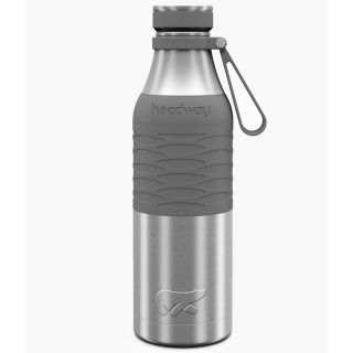 Headway Burell Stainless Steel Insulated Bottle 600 ML - Space Grey