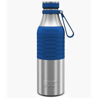 Headway Burell Stainless Steel Insulated Bottle 600 ML - Navy Blue