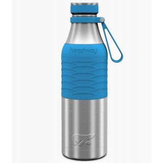 Headway Burell Stainless Steel Insulated Bottle 600 ML - Blue