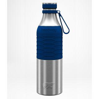 Headway Burell Stainless Steel Insulated Bottle 750 ML - Navy Blue