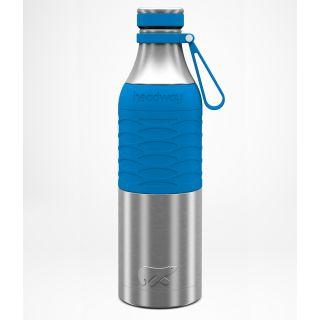 Headway Burell Stainless Steel Insulated Bottle 750 ML - Blue