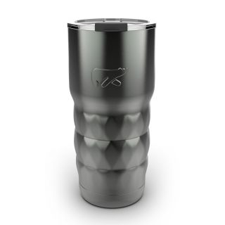 Headway Java Insulated Stainless Steel Coffee Mug/Travel Mug 600 ML - Space Grey
