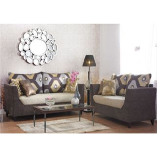 Mumbai Glitz Sofa Set 2+2 seater