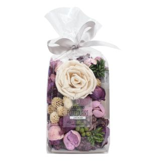 Potpourri in Poly Pouch Lavender Fragrance
