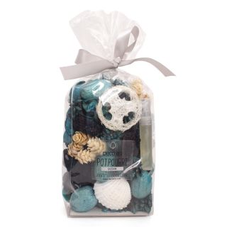 Potpourri in Poly Pouch Ocean Fragrance