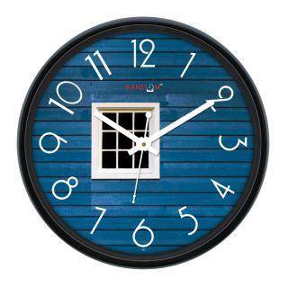 Random  Vision  Wall Clock
