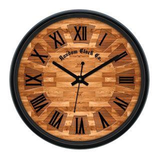 Random  Ritz  Wall Clock