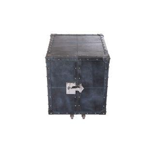 Azul Clarito Sachin Bar Case Blue Crunch Leather