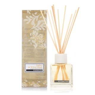Scented Reed Diffuser Set Amber & White Musk