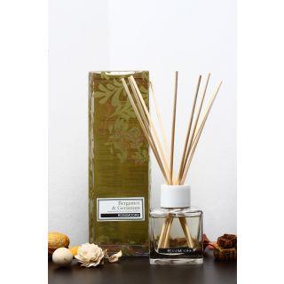 Scented Reed Diffuser Set Bergamot & Geranium