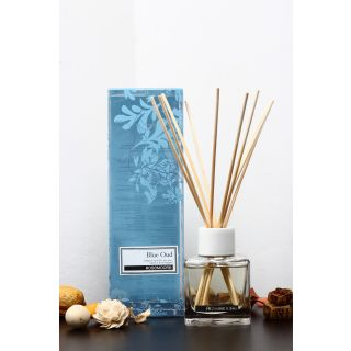 Scented Reed Diffuser Set Blue Oud