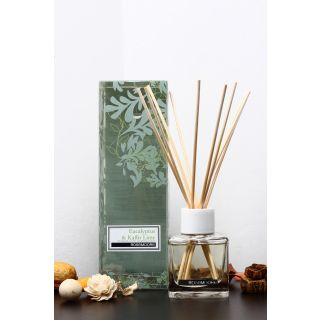 Scented Reed Diffuser Set Eucalyptus & Kaffir Lime