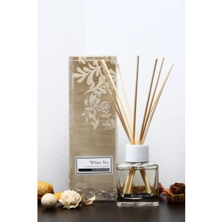 Scented Reed Diffuser Set White Tea