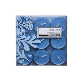 Scented Tea Lights Blue Oud