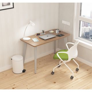 SOS LiteOffice Smart Desk Home and Office Table  - WFHSMPTMLSTC060P