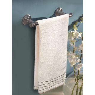 Mark Home  Zero Twist Anti Microbial Treated Simply Soft Bath Towel Ivory