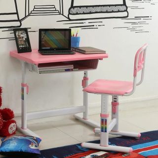 Ein Study Table and Chair Set for Kids