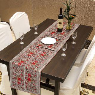 RatanCart Cotton Table Runner (TR0001)
