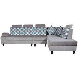 """Vinto L-Lounger sofa set 112"""" x 74"""" (L-shape)"""