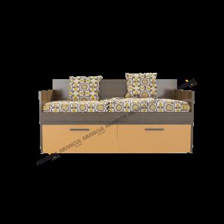 Zeal Bed Set-17 Kids Bed (PPB)