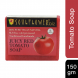 Soulflower Juciy Red Tomato Soap, 150gm
