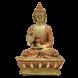 Balaji With Sanguchakaram - Brass Copper